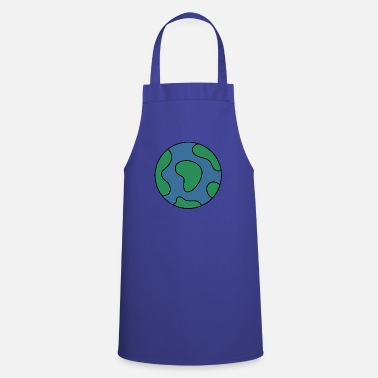 Planet Earth planet Earth - Apron