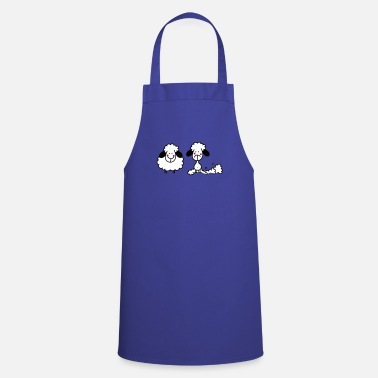 Sheep The shorn sheep - Cooking Apron