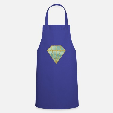 Indie Indie diamond - Cooking Apron