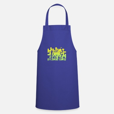 Mare Icelandic Horse: Icelandic Horse Horse Pony Merch - Cooking Apron