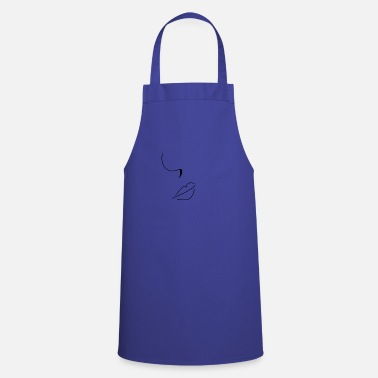 Mouth mouth - Cooking Apron