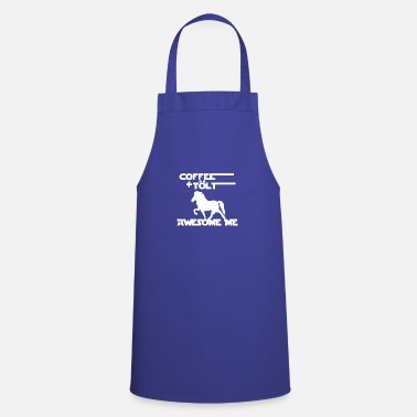 Happy Birthday Icelandic Horse: Islandpferd Pferd Pony Merch - Kochschürze