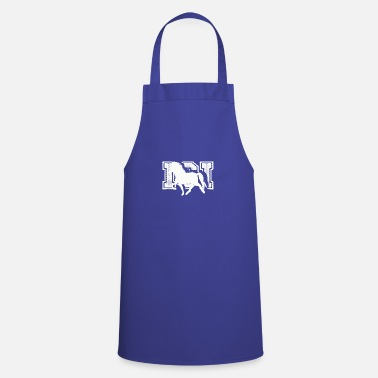 Étalon Cheval islandais: Cheval islandais Poney Merch - Tablier de cuisine