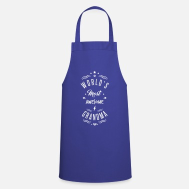 Retirement awesome grandma - Cooking Apron