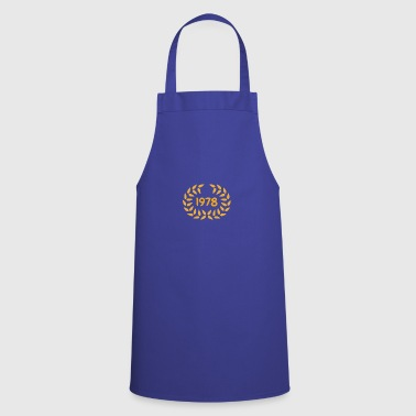 1978 Birthday 1978 - Cooking Apron