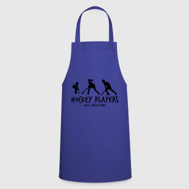 Hockey Players - Cooking Apron