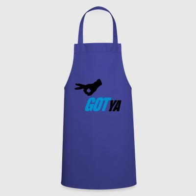 Got Ya. The 2017 Meme now to wear - Cooking Apron