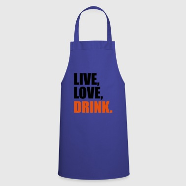 2541614 14565758 drink - Cooking Apron
