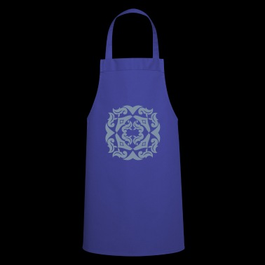 SILVER bloom - Cooking Apron
