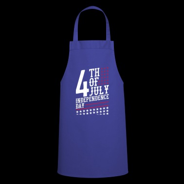 USA Independence day - celebration - Cooking Apron