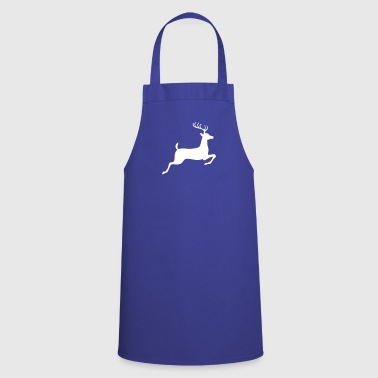 A Jumping Deer - Cooking Apron