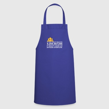 Group Integer Overflow - Cooking Apron