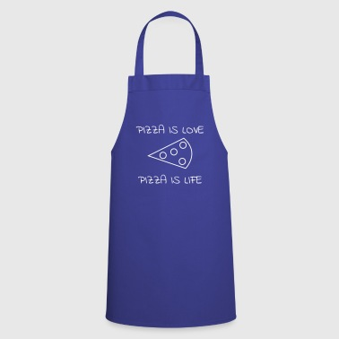 Pizza Is Love - Cooking Apron
