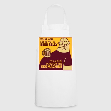 That s not my beer belly! - Cooking Apron