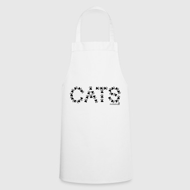 CATS paws - Cooking Apron