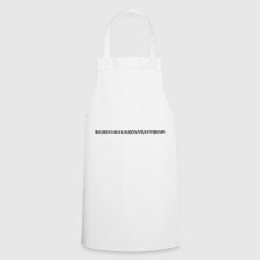 Dash line - Cooking Apron