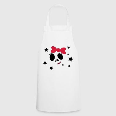 Girly Skull - Tablier de cuisine