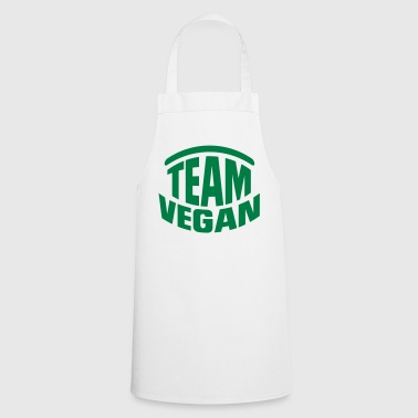 TEAM VEGAN! - Keukenschort