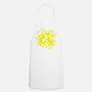 A herringbone pattern - Cooking Apron