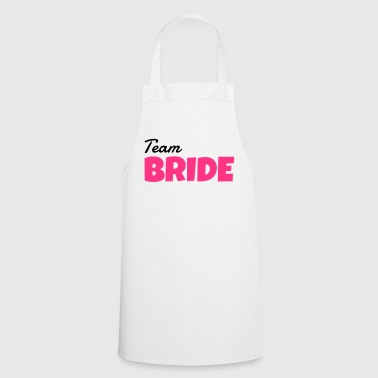 Marriage Wedding Bride Groom Hochzeit Mariage Love - Cooking Apron