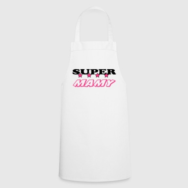 Super mamy - Cooking Apron