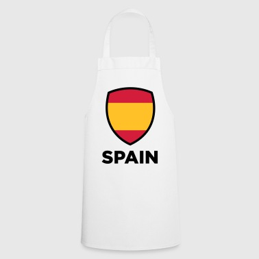 National Flag of Spain - Cooking Apron