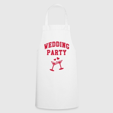 Wedding Party - Cooking Apron