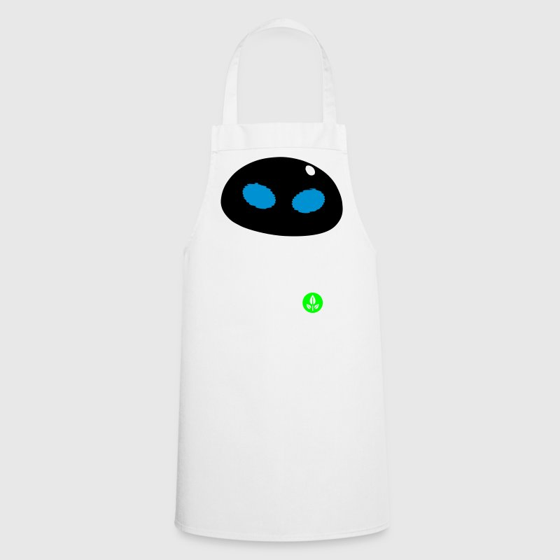 WALL-E Eve Plant - Cooking Apron