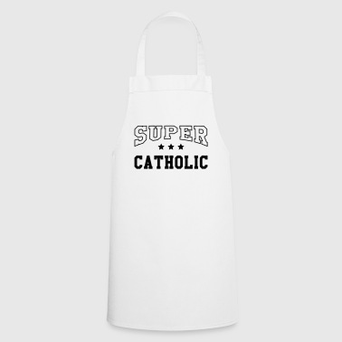 Christian / Catholic / God / Religion Catholicism - Cooking Apron
