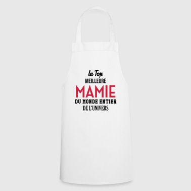 Mamie / Mamy / Mami / Memère / Grand Mère - Cooking Apron