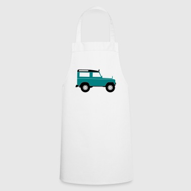 Sports Utility Vehicle SUV - Cooking Apron