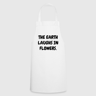 Garden - Gardener - Gardening - Green - Nature - Cooking Apron