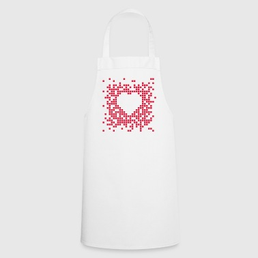 Pixel Heart - Cooking Apron