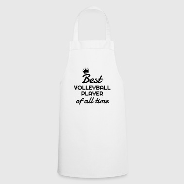 Volleyball - Volley Ball - Volley-Ball - Sport - Tablier de cuisine