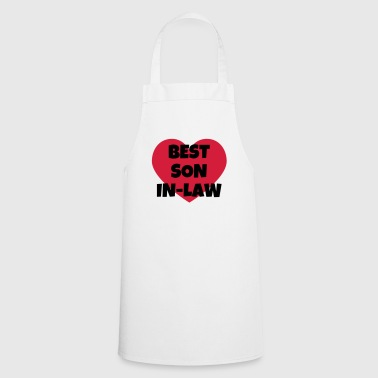 Son-in-law / Son in law / Marriage / Family - Cooking Apron