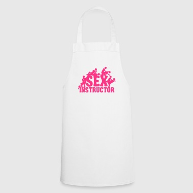 Sex instructor quote icon position - Cooking Apron