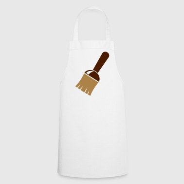 brush - Cooking Apron