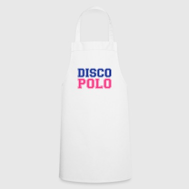 DISCO POLO  - Tablier de cuisine