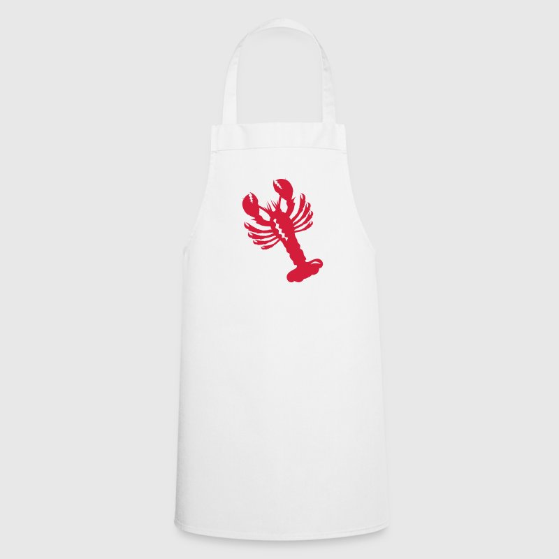 a lobster - Cooking Apron