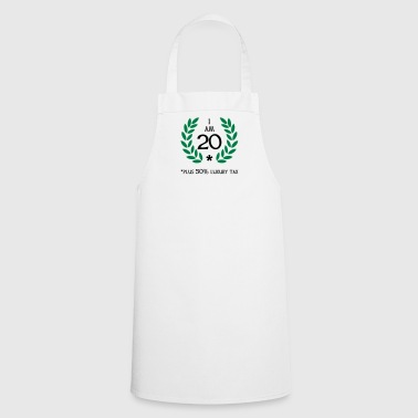 30 - 20 plus tax - Cooking Apron