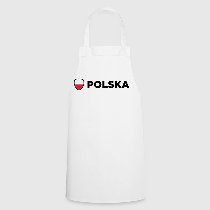 National Flag of Poland - Cooking Apron