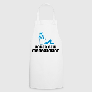 Under new management - Cooking Apron