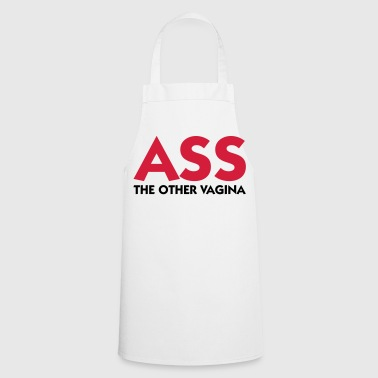 Ass: The other Vagina! - Cooking Apron