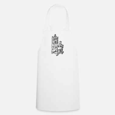 Chair chair - Cooking Apron