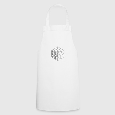cubes - Cooking Apron