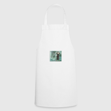 for a nice evening - Cooking Apron