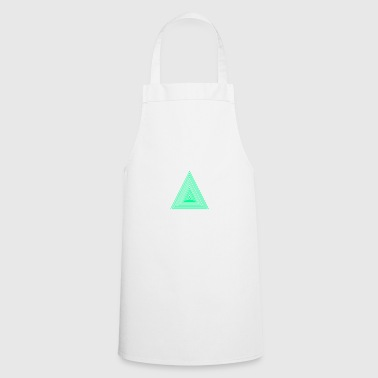 triangles - Tablier de cuisine
