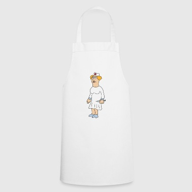 Hospital Nurse | Hospital | Caretaker | doctor - Cooking Apron