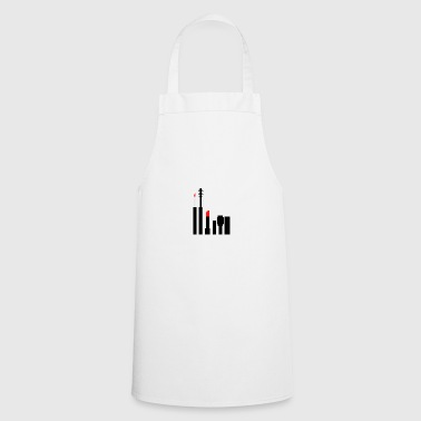 Pixel Makeup - Cooking Apron
