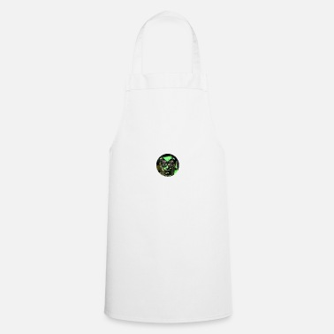 View butterfly view - Cooking Apron